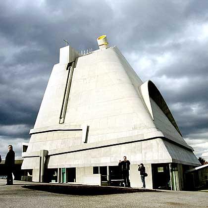 La última obra de Le Corbusier