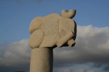 Escultura Puerto del Rosario