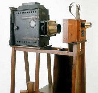 Proyector de cine lumiere