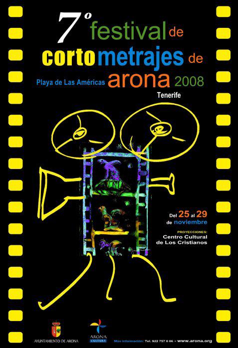 VII Festival de Cortos Playa de las Américas Arona 2008