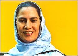 Mariem Hassam, la voz del desierto