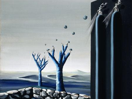 Obra de Óscar Dominguez