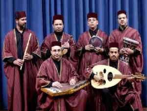Ensemble Andalusi de Tetuán