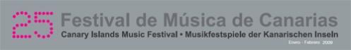 Festival de Música de Canarias 2009