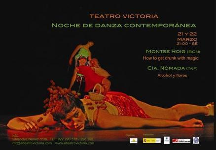 Cía Nómada Danza Teatro