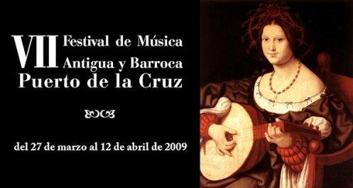 VII Festival de Música Antigua y Barroca 2009
