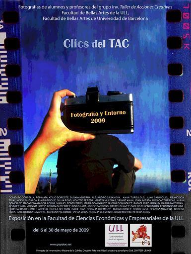 Exposición Fotografía y entorno 2009