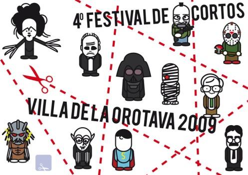 4º Festival de Cortos Villa de la Orotava 2009