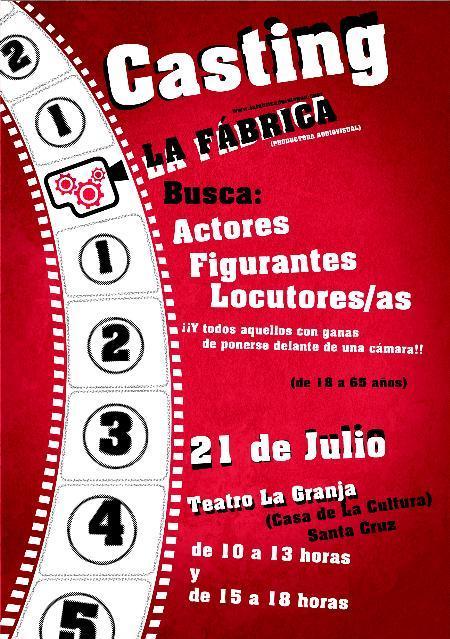 Casting La Fabrica