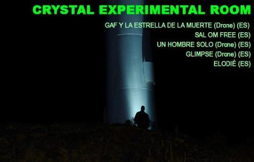 Crystal Experimental Room