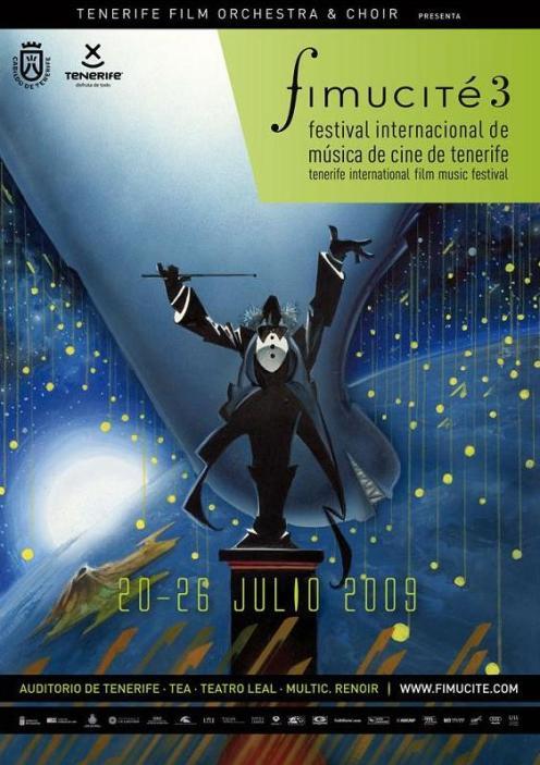 III Festival de Música de Cine de Tenerife