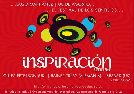 Inspiración Tenerife 2009