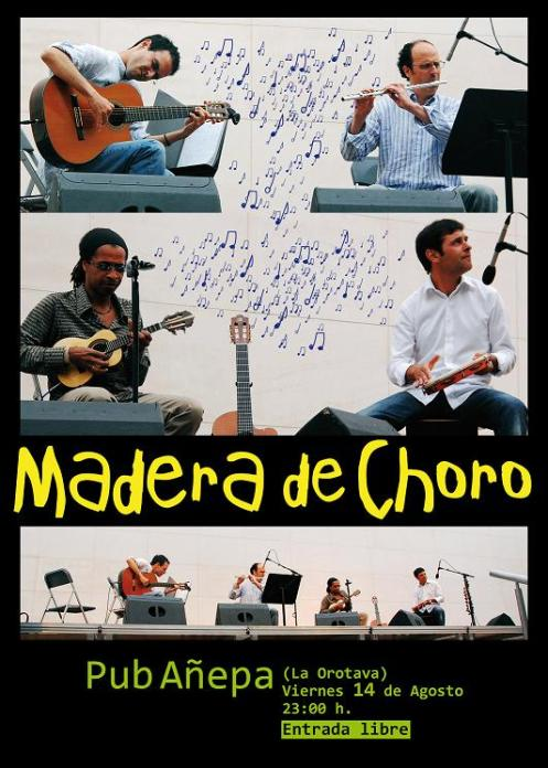Madera de Choro