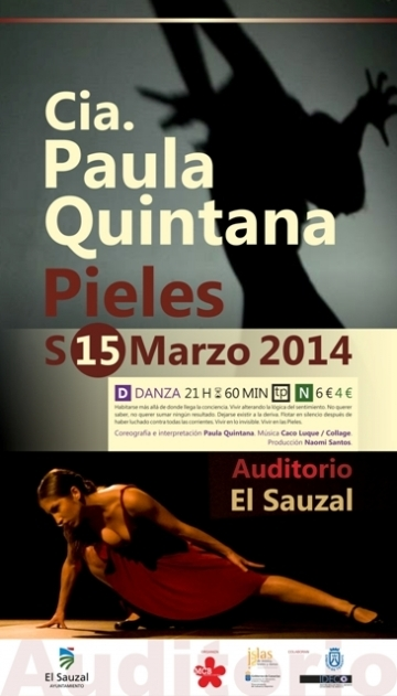 PIELES Paula Quintana.El Sauzal